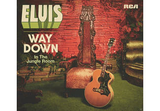 Elvis Presley -  Way Down In The Jungle Room [CD]