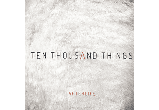 Afterlife - Ten Thousand Things - (CD)
