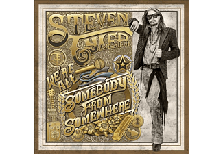 Steven Tyler - We're All Somebody From Somewhere (CD)