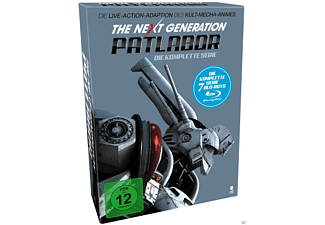 The Next Generation Patlabor - Die Serie [Blu-ray]