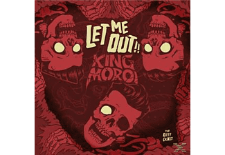 King Moroi - Let Me Out / Dr. Cogan [Vinyl]