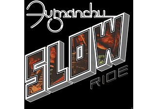Fu Manchu - Slow Ride / Future Transmitter (Red Vinyl) - (Vinyl)