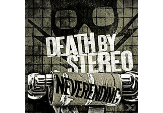 Death By Stereo - Neverending - (Vinyl)