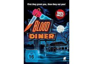 Blood Diner [DVD]