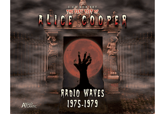 Alice Cooper - The Very Best Of-Radio Waves 1975-1979 - (CD)