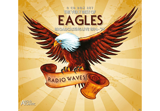 Eagles - Radio Waves-Broadcasting Live 1974-1976 - (CD)