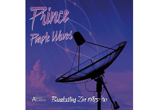 Prince - Purple Waves-Broadcasting Live 1985-90 - (CD)