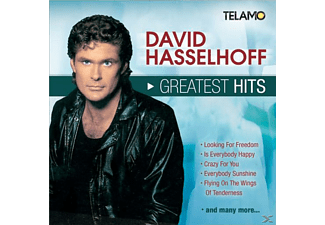 David Hasselhoff - Greatest Hits [CD]