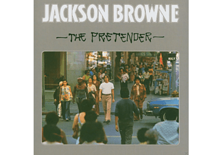 Jackson Browne - The Pretender [CD]