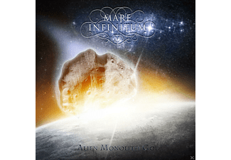 Mare Infinitum - Alien Monolith God - (CD)