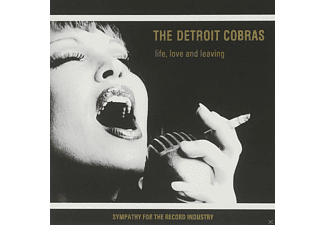 The Detroit Cobras - Life, Love And Leaving [CD]