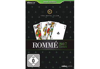 The Royal Club Rommé 2017 Edition [PC]