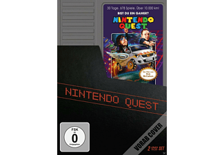 Nintendo Quest - (DVD)