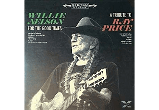 Willie Nelson - For the Good Times: A Tribute to Ray Price - (Vinyl)