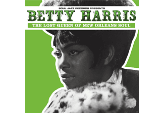 Betty Harris - The Lost Queen Of New Orleans Soul - (CD)