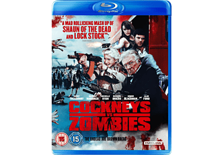 Cockneys vs Zombies Action Blu-ray