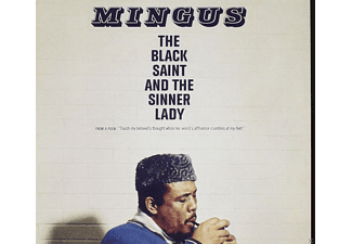 Charles Mingus - Black Saint & Sinner Lady [CD]