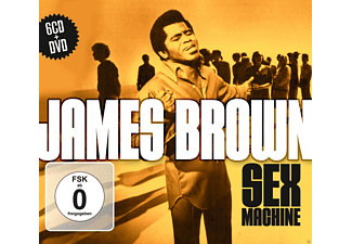 James Brown - Sex Machine [CD + DVD Video]