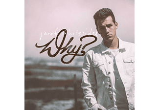 Jacob Whitesides - Why? [CD]