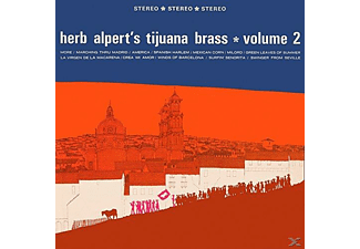 Herb & The Tijuana Brass Alpert - Vol.2 [CD]