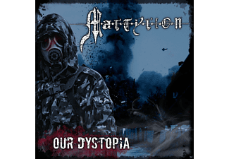 Martyrion - Our Dystopia [CD]