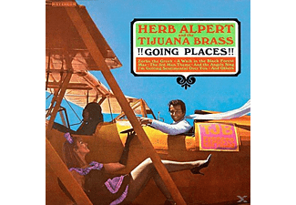Herb & The Tijuana Brass Alpert - !!!Going Places!!! [CD]