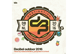 VARIOUS - Decibel 2016 | CD