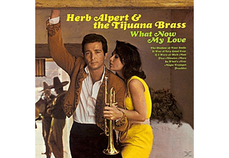 Herb & The Tijuana Brass Alpert - What Now My Love - (CD)