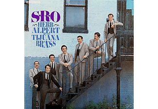 Herb & The Tijuana Brass Alpert - S.R.O. [CD]