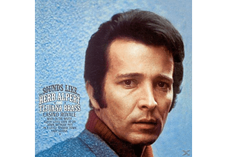 Herb & The Tijuana Brass Alpert - Sounds Like... - (CD)