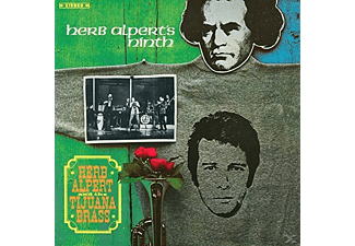 Herb & The Tijuana Brass Alpert - Herb Alpert's Ninth [CD]