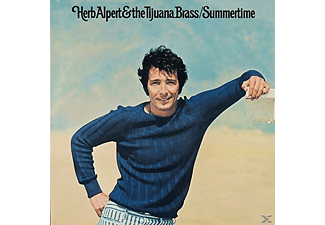 Herb & The Tijuana Brass Alpert - Summertime [CD]
