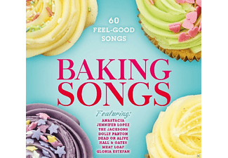 VARIOUS - Baking Songs [CD]