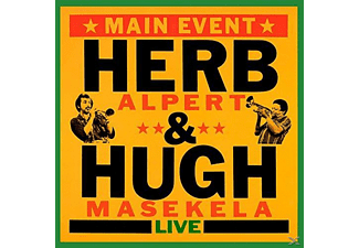 ALPERT,HERB&MASAKELA,HUGH - Main Event (Live) [CD]