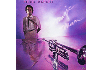 Herb Alpert - Magic Man - (CD)