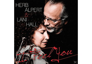 ALPERT,HERB & HALL,LANI - I Feel You [CD]