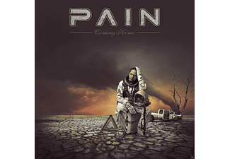 Pain - Coming Home - (Vinyl)