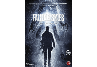 Falling Skies Complete Series - DVD Science Fiction DVD