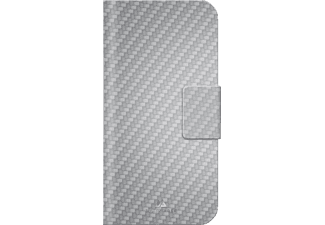 BLACK ROCK Flex Carbon, Bookcover, Universal, Universal, Polyurethan, Silber