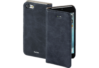 HAMA Guard Case, Bookcover, iPhone 7, Kunstleder, Blau