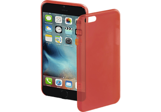 HAMA Ultra Slim, Backcover, iPhone 7 Plus, Kunststoff, Rot