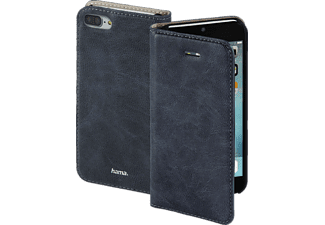 HAMA Guard Case, Bookcover, iPhone 7 Plus, Kunstleder, Blau