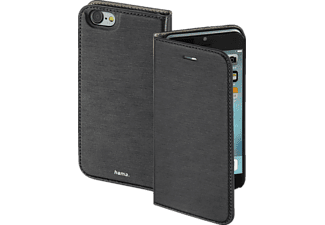 HAMA Slim Bookcover Apple iPhone 7 Polyurethan Grau