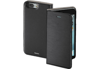 HAMA Slim, Bookcover, iPhone 7 Plus, High-Tech-Polyurethan (PU), Grau