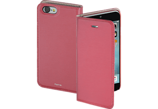 HAMA Slim, Bookcover, iPhone 7, Polyurethan, Pink