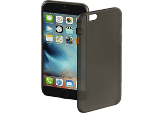 HAMA Ultra Slim, Backcover, iPhone 7, Kunststoff, Schwarz