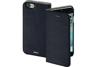 HAMA Slim, Bookcover, Apple, iPhone 7, High-Tech-Polyurethan (PU), Navy
