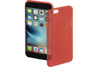 HAMA Ultra Slim, Apple, Backcover, iPhone 7, Kunststoff, Rot