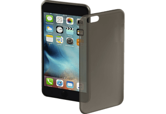 HAMA Ultra Slim Backcover Apple iPhone 7 Plus Kunststoff Schwarz