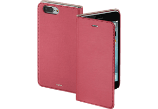 HAMA Slim, Bookcover, Apple, iPhone 7 Plus, High-Tech-Polyurethan (PU), Pink